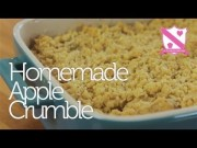 Homemade Apple Crumble Recipe